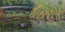 Peaceful Waters - SOLD