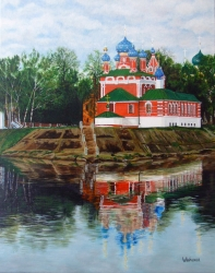 Russian Church SOLD